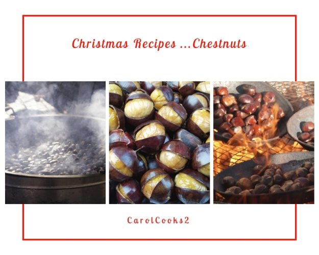 Christmas Recipes ...Chestnuts