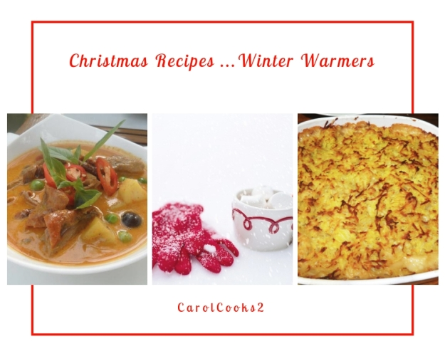 Christmas Recipes Winter Warmers