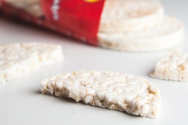 processed rice cakes