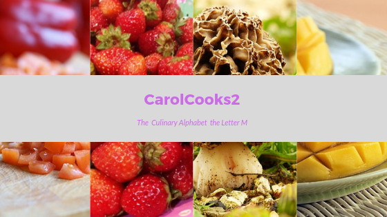 carolcooks 2 culinary alphabet M