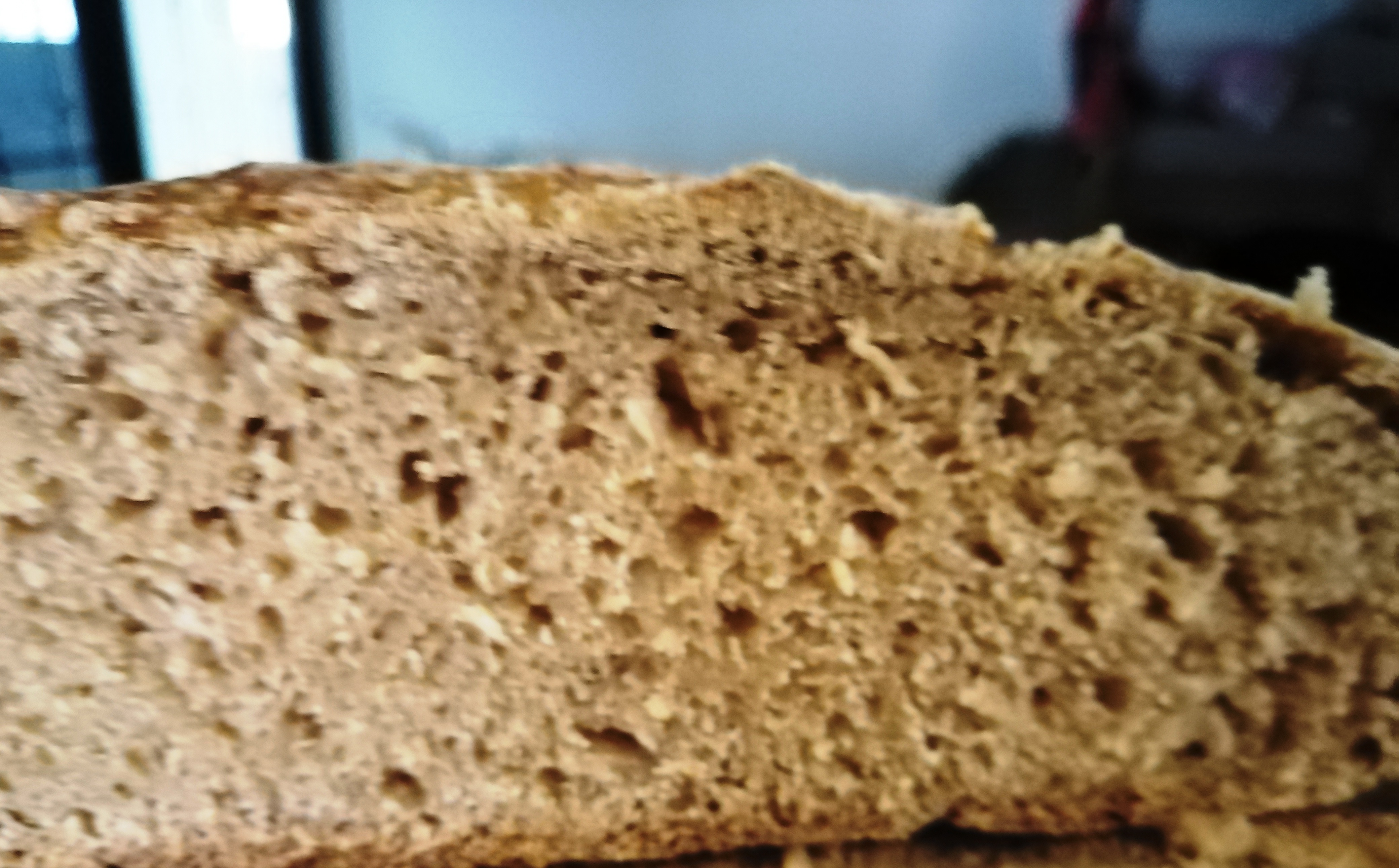 Week 11…In my kitchen…My first Sourdough Loaf…