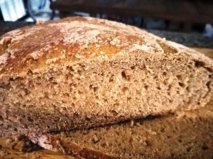 Sourdough Wholemeal loaf