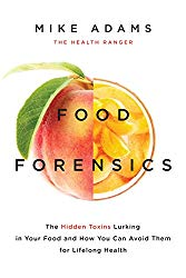 food forensics book cover Mike Adams
