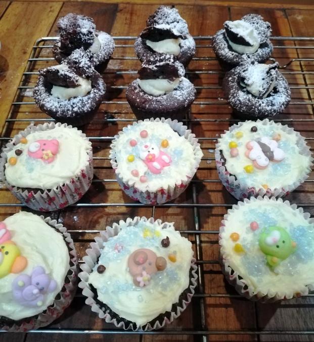 Lilys cupcakes