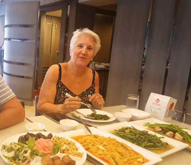 Carol 7 flavours seafood Bangkok 2