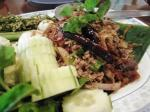 Thai Duck Larb