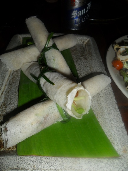 wraps...the thai way