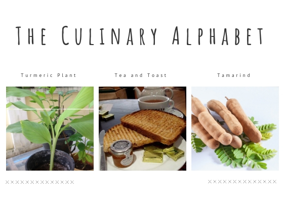 THE CULINARY ALPHABET T