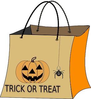 halloween trick or treat bag-151422_640