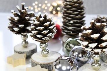 christmas pine cones-3833820_640
