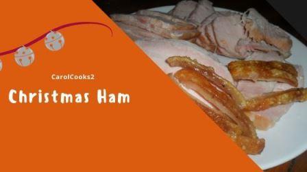 Blog HeaderChristmas Ham