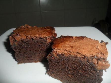 Homemade Chocolate Brownies