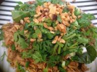 jackfruit-4 spicy salad