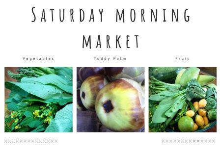 Saturday Morning Market 29th Feb
