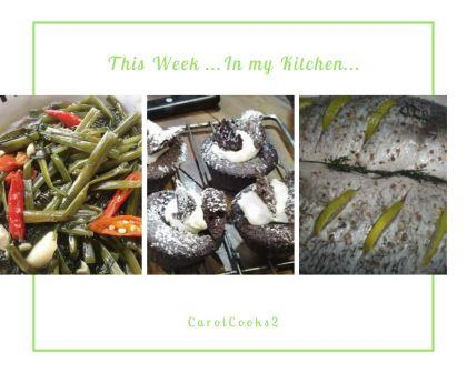 This week in my Kitchen 14th Feb 2020