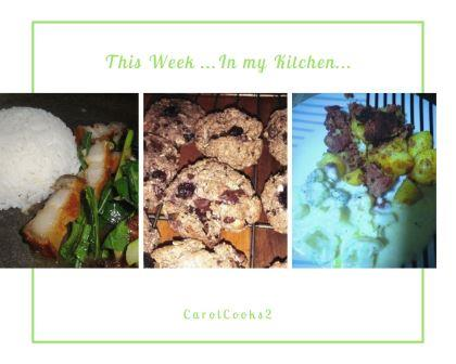 This week in my Kitchen 21st Feb 2020