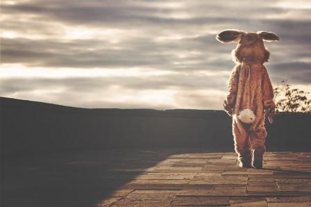 whimsical rabbit-542554_640