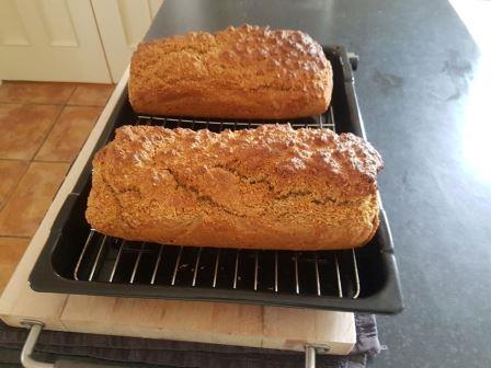 Sally Yeast Free Soda Bread