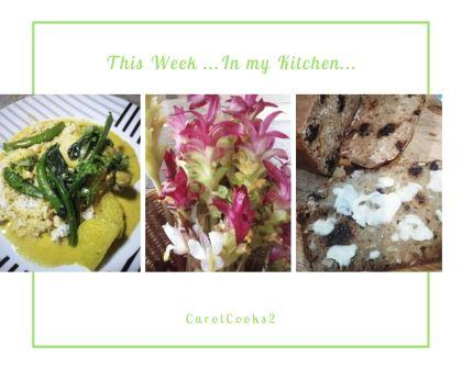 This week in my Kitchen 27th March 2020