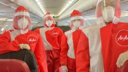 air Asia new PPE