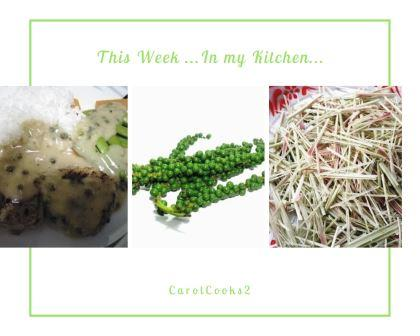 This week in my Kitchen 10th April 2020
