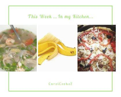 This week in my Kitchen 3rd April 2020
