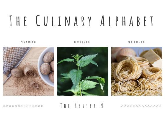 The culinary alphabet N